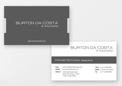 Thiết kế danh thiếp công ty