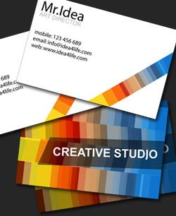 THiết kế in ấn namecard doanh nghiệp