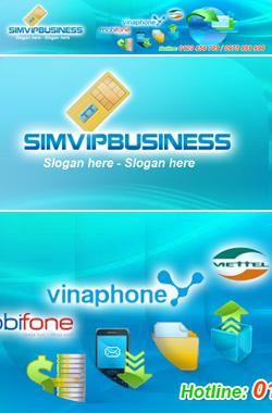 Banner website công nghệ
